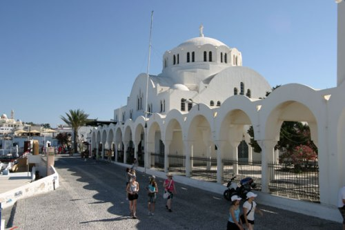 san fira mitropolis church