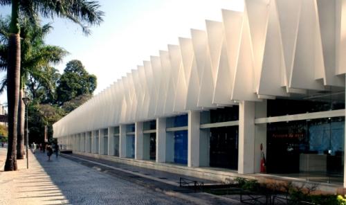 belo palacio das artes