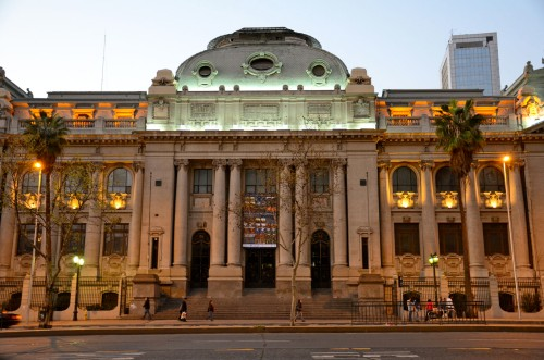 chili library