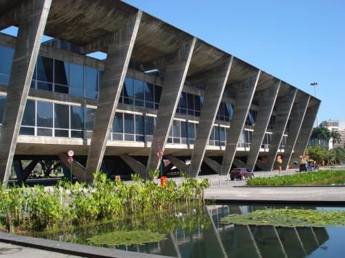 rio flamenco modern art