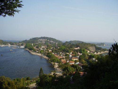 rio island