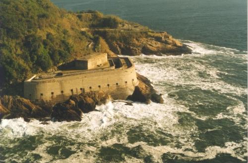 rio sugarloaf fort