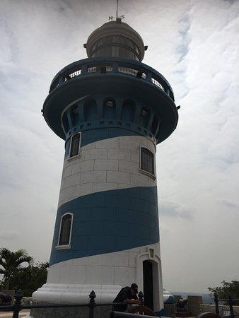 ecuador fortin lighthouse