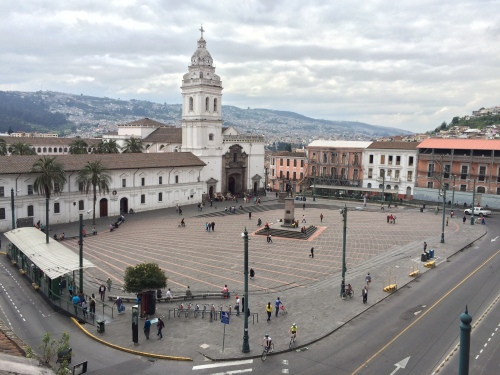 quito santo domingo