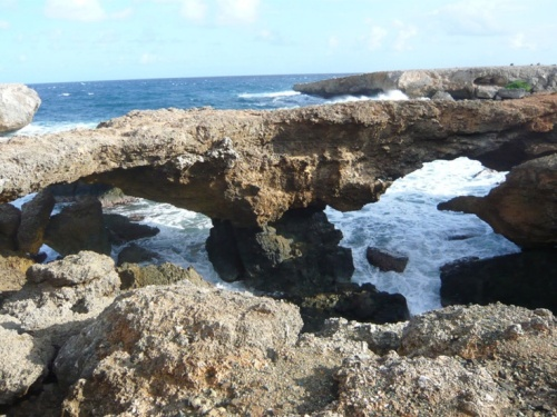 aruba arikok natural bridge 2