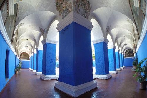 peru santa catalina cloister