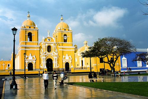 tru Basilica-Catedral-Trujillo