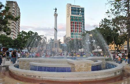 ven plaza bolivar