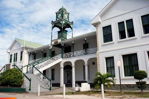 belize court house