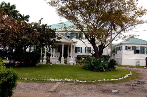 belize government house