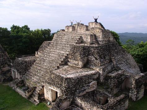 belize pyramid