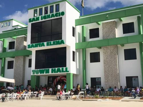 belize town hall