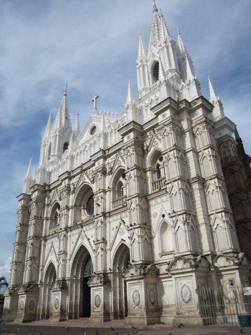 el santa ana cathedral