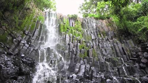 el waterfall