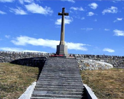 falk cross of sacrifice