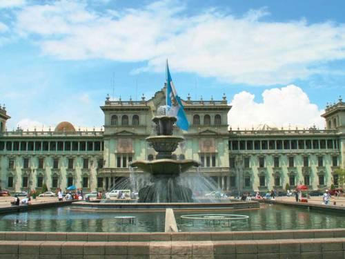 guat palacio natcional