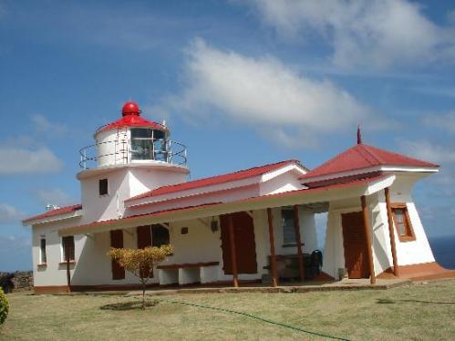 toba george fort lighthouse