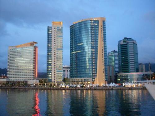 tri port waterfront international