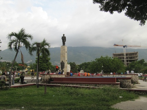 haiti champs de mars