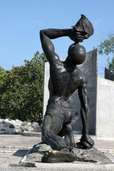 haiti champs unknown slave