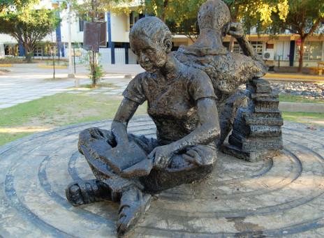 jam sculpture