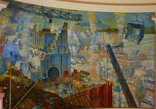 pan murals