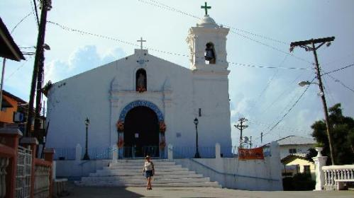 pan taboga church