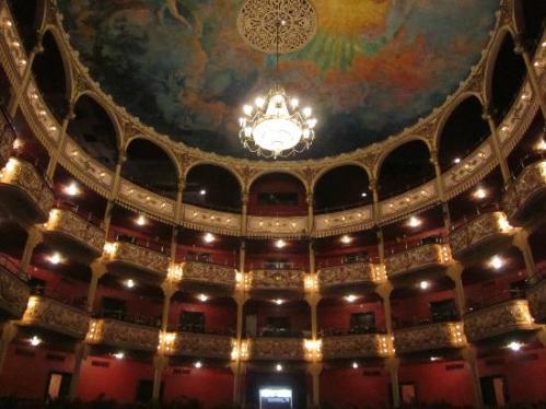 pan teatro interior