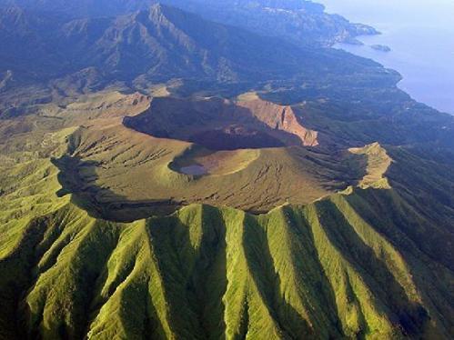 gren volcano