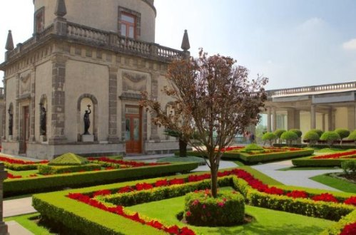 mexico castillo