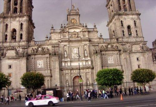 mexico catedral-metropolitana