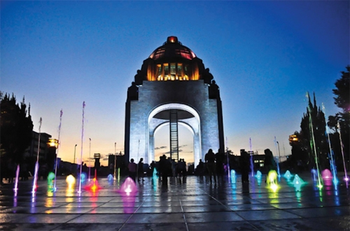 mexico monumento 2
