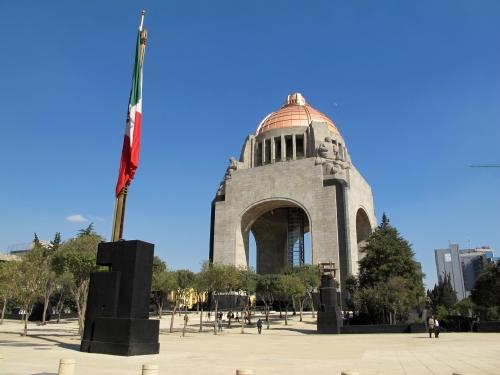 mexico monumento