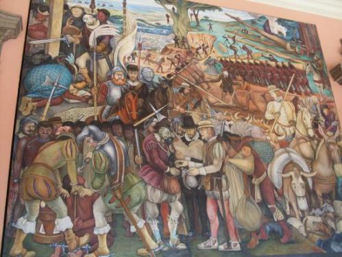 mexico murals