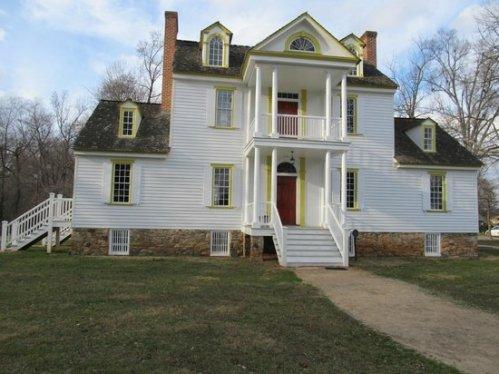 carolina historic-rosedale-plantation