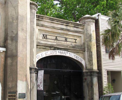 charles Old-slave-mart-facade-sc1