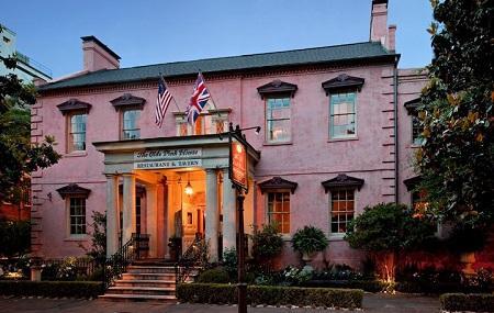 georgia pink house
