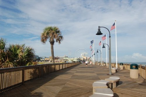 south myrtle boardwalk