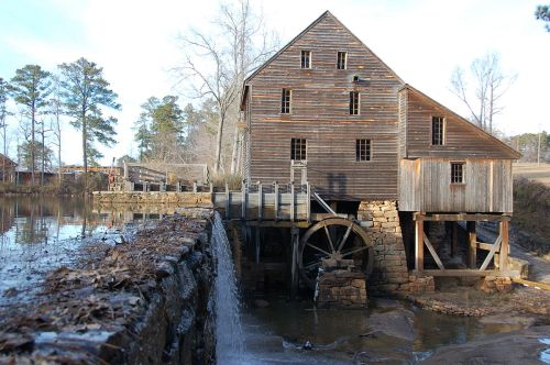 raleigh yates mill
