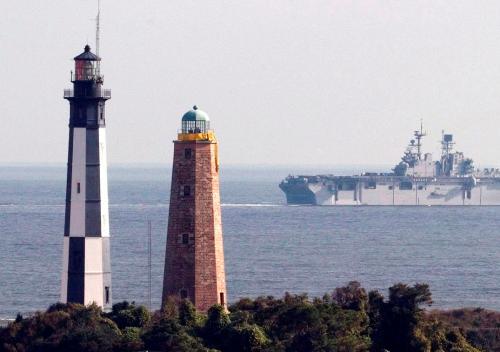 virg cape henry lighthouse virginia beach