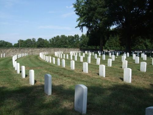rich battle cemetery