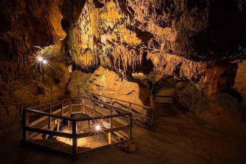virg caverns