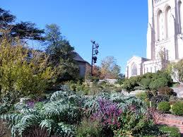 wash cathedral garden