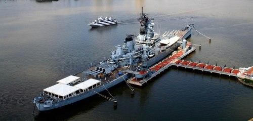 trenton battleship