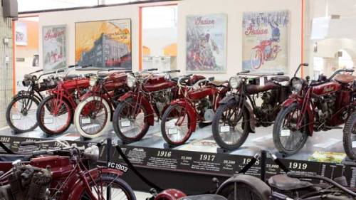 hudson Motorcyclepedia