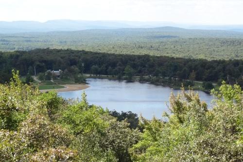 NJ lake marcia