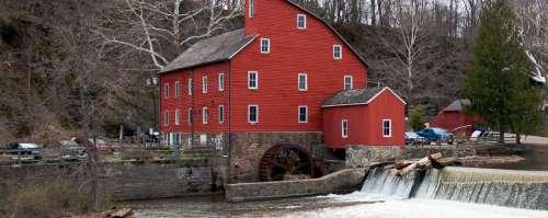 NJ redmill