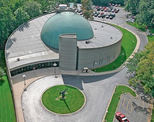 NY planetarium