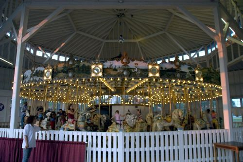 haven carousel