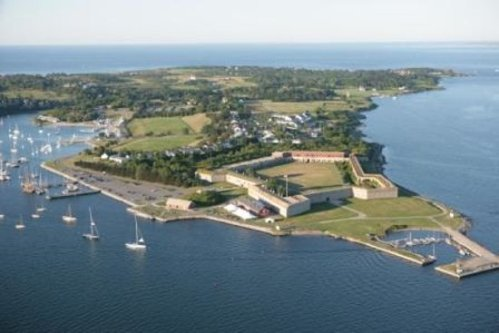 new fort adams state park